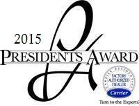 air conditioning presidents award 2017